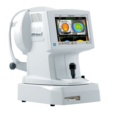 CT Nidek ARK-10000